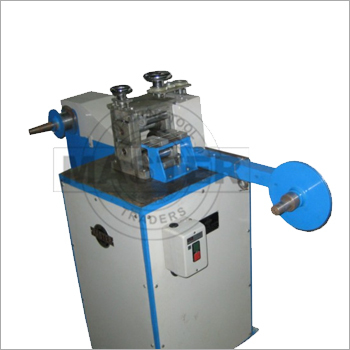 Coiler And Decoiler Slitting Machine