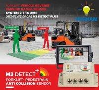 Forklift Anti-Collision Warning Alarm Device Camera with sensor