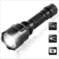 Rechargeable Led Metal Torch