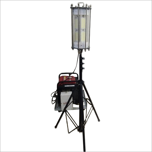Telescopic Inflatable Emergency Lighting System