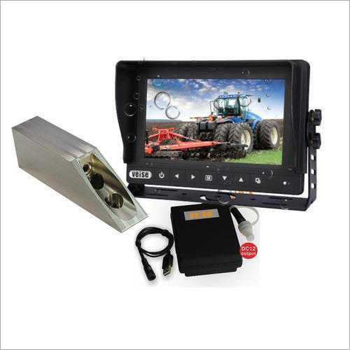 Forklift Wireless Camera System for Stackers