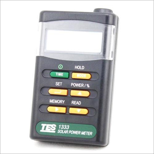 Handheld Solar Power Meter