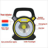 10W Rechargable LED Flood Light COB USB Charging