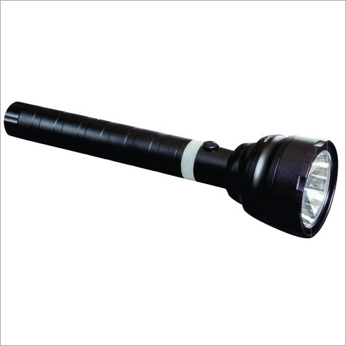 LED Rechargeable Metal Torch