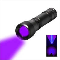 Portable UV LED Inspection Torch