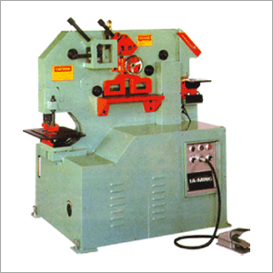 Automatic Hydraulic Ironworkers Machine