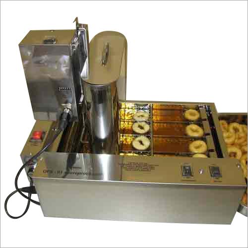 Vada Making Machine