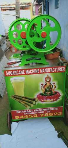 Coimbatore Sugarcane Juicer Crusher Machine