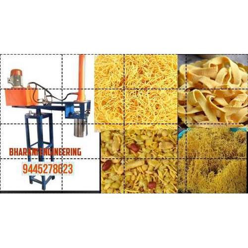 Hydraulic Murukku Micher Machine