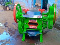 Manual Sugarcane Machine