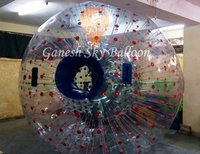 Transparent Zorbing Ball