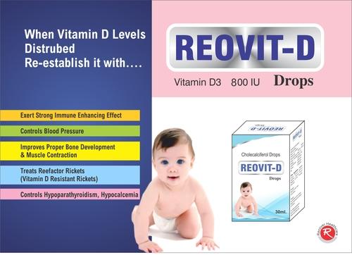 REOVIT-D Vitamin D