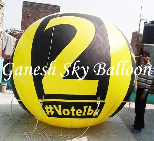 Circle Sky Balloons