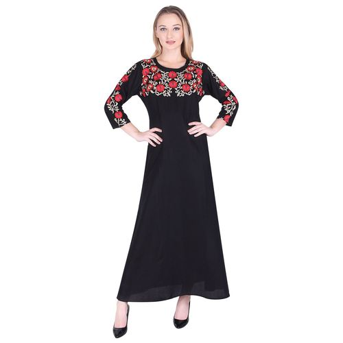 Branded Designer Kurti with Dupatta in Rayon - Summer Wear Kurti