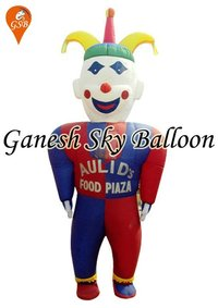 Inflatable Cartoon Character