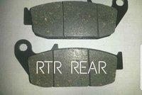 Two Wheeler Disc Brake Pad - RTR Rear