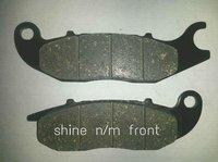 Two Wheeler Disc Brake Pad - Shine NM Front