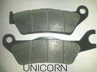 Two Wheeler Disc Brake Pad - Unicorn