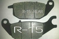 Two Wheeler Disc Brake Pad - R15 Rear