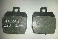 Two Wheeler Disc Brake Pad - Pulsar 220 Rear