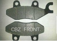 Two Wheeler Disc Brake Pad - CBZ Front