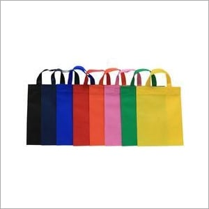 With Handle Non Woven Colorful Bags