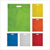 Non Woven Multicolor D Cut Bags