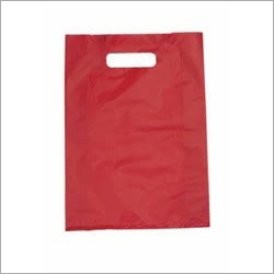 Non Woven Red D Cut Bags