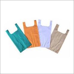 Non Woven U Cut Plain Bags