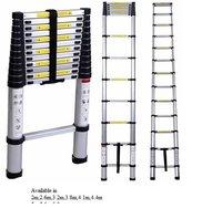 telescopic ladder single
