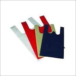 Non Woven W Cut Colorful Bags