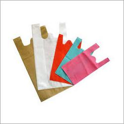 Non Woven W Cut Multicolor Bags