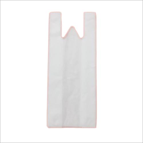 Non Woven W Cut Plain Bags