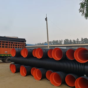 Double Wall Corrugated Duct Pipe
