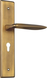 Spider steel -Aluminium Mortise Lock Set