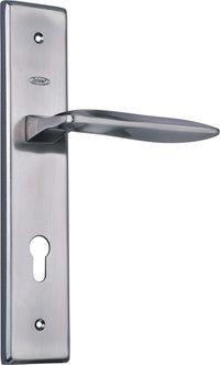 Spider steel -Aluminium Mortise Lock Set