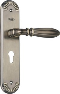 Spider Aluminium steel Mortise Lock CY small (IAL503 MAB)