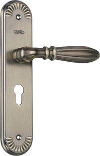 Spider Aluminium steel Mortise Lock CY small