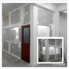 Gypsum Wall Partition Service
