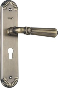 Spider Aluminium Mortise Lock CY small (IAL504 MAB)