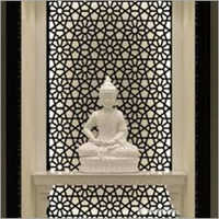 Laser Cutting Decorative MDF Jali
