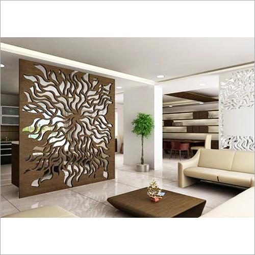Interior Designer Wooden Jali