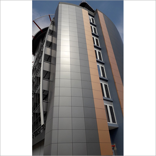 Decorative ACP Cladding