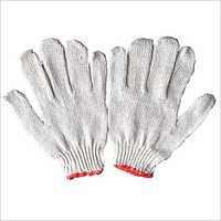 7 Gauge Cotton Knitted Gloves