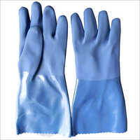 Industrial PVC Inner Polyester Gloves