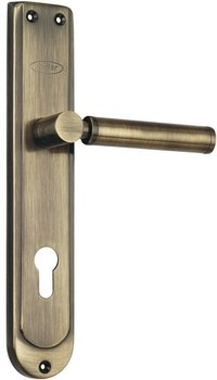 Spider Steel Mortise Lock Set ( CY Large)
