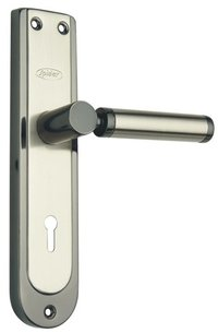 Spider Steel Mortise Lock Set (SZ01M BS)