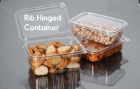 Hinged Container