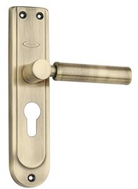 Spider Steel Mortise Lock Set (SZ01S AB)
