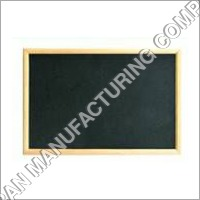 Black Perforated Board Chalkboard